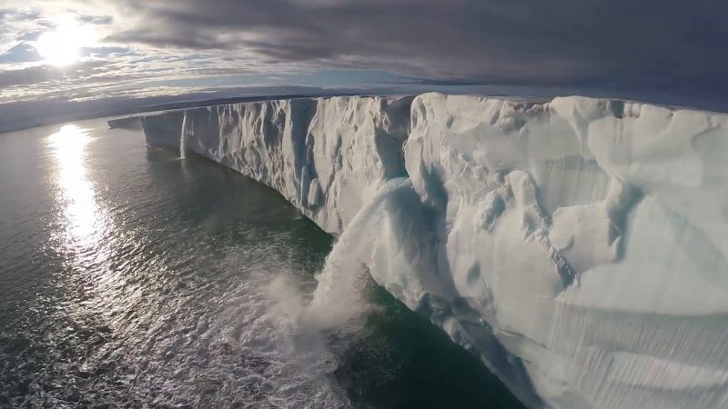 Arctic Drone Video